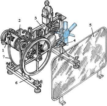 бензиногенератор своими руками