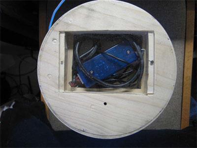 Как сделать светильник из старых CD дисков.