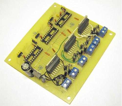 step/dir контроллер.