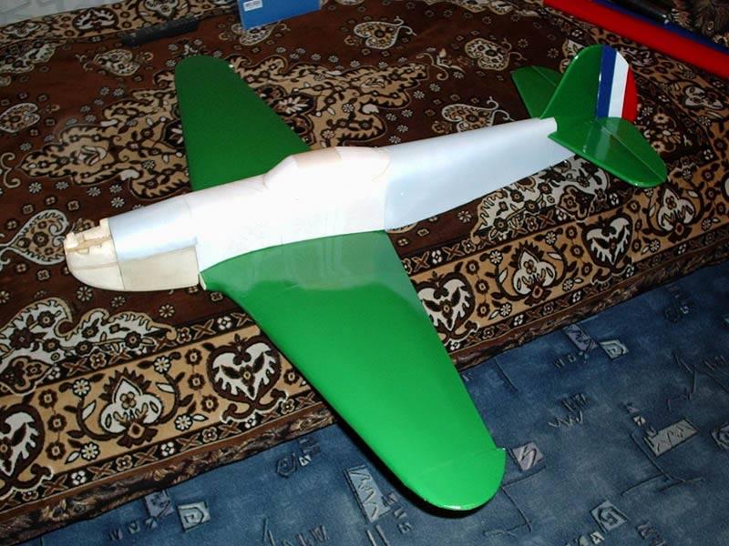 Как сделать макет самолета своими руками 30
