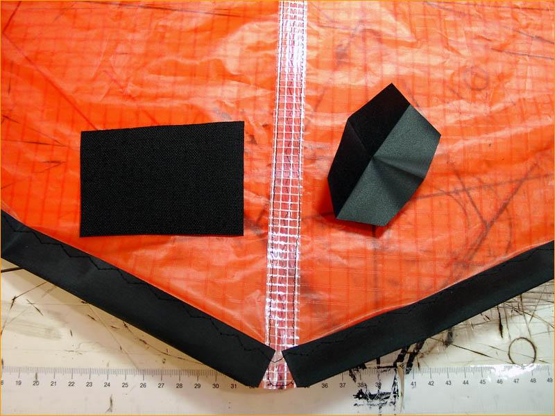 Используем крепкую ткань -например ремень безопасности от автомобиля.