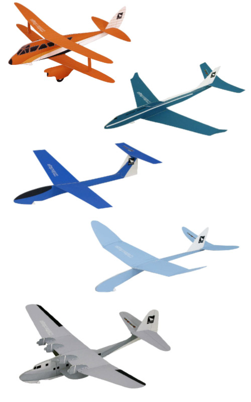 Поделки своими руками самолёты