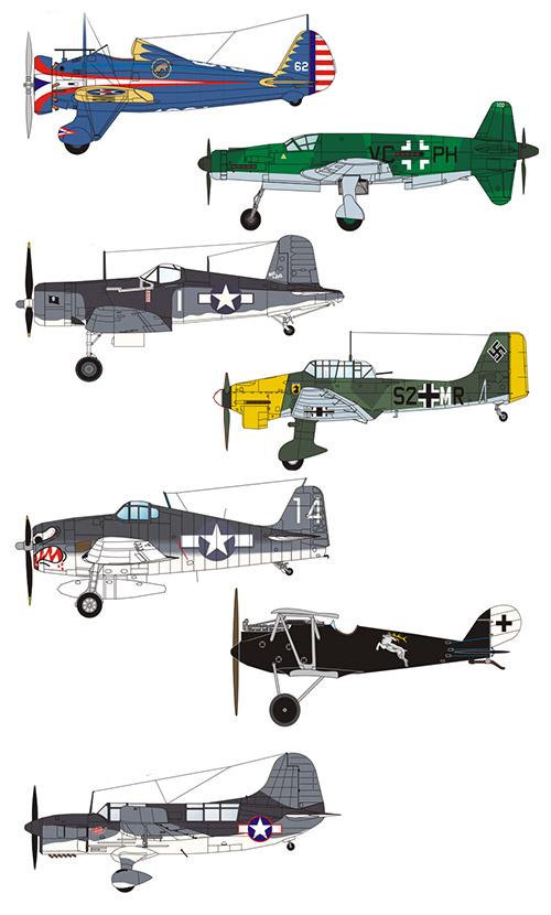 Как сделать военный самолет