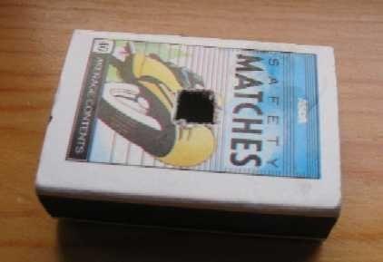 Камеру обскура из коробки 94